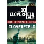 Cloverfield Filmer Cloverfield / 10 Cloverfield Lane (Double Pack) [DVD] [2016]